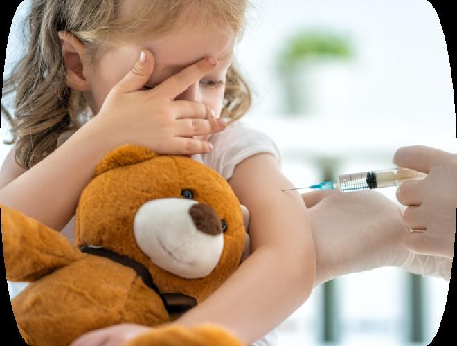 予防接種について